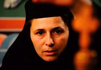 Stareța Justina - Ilona Roxana Bujor (foto: Cristina Nichituș-Roncea).