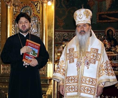 Bogdan-Florin Chiriluță și Teodosie Petrescu, plagiatorul și infractorul.