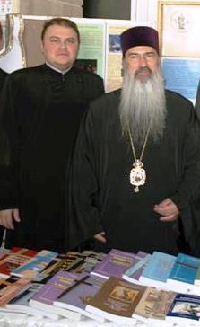 Preot Dănuț-Dumitru Popovici și Teodosie.