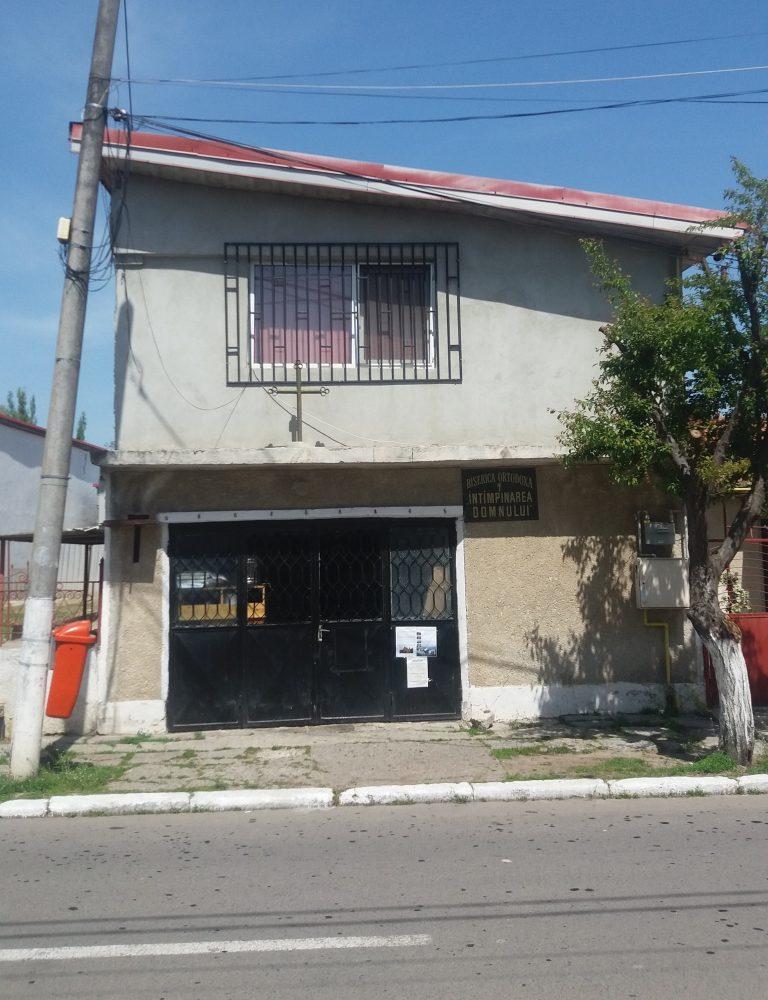 Încă o șandrama-biserică fără autorizație în orașul Constanța