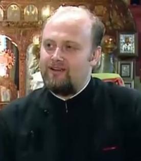 Preot Ilie PETRE, directorul Seminarului Teologic din Constanța.