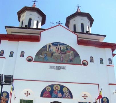 """La biserica """"Sf. Maria"""" din Constanța, """"contribuția benevolă"""" este obligatorie!"""