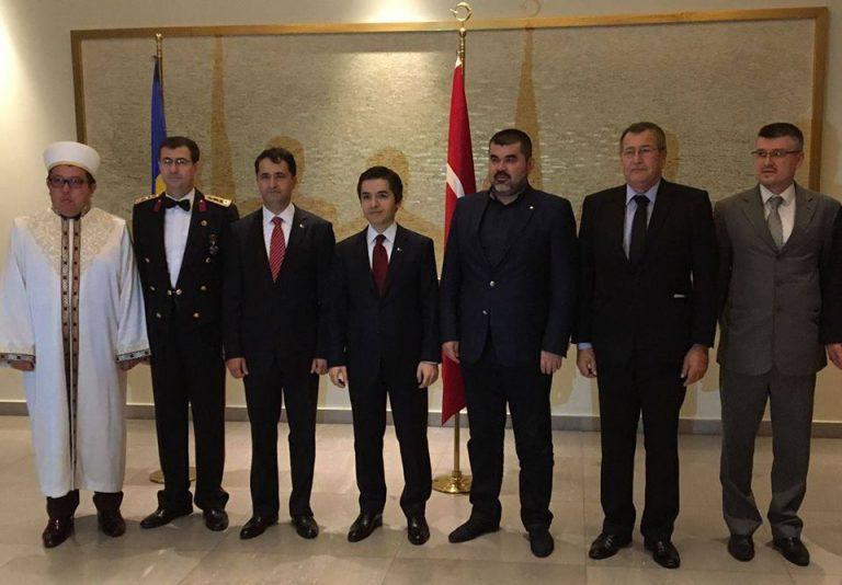 Ambasadorul Turciei în România și mafia tătarilor turco-musulmani din Constanța
