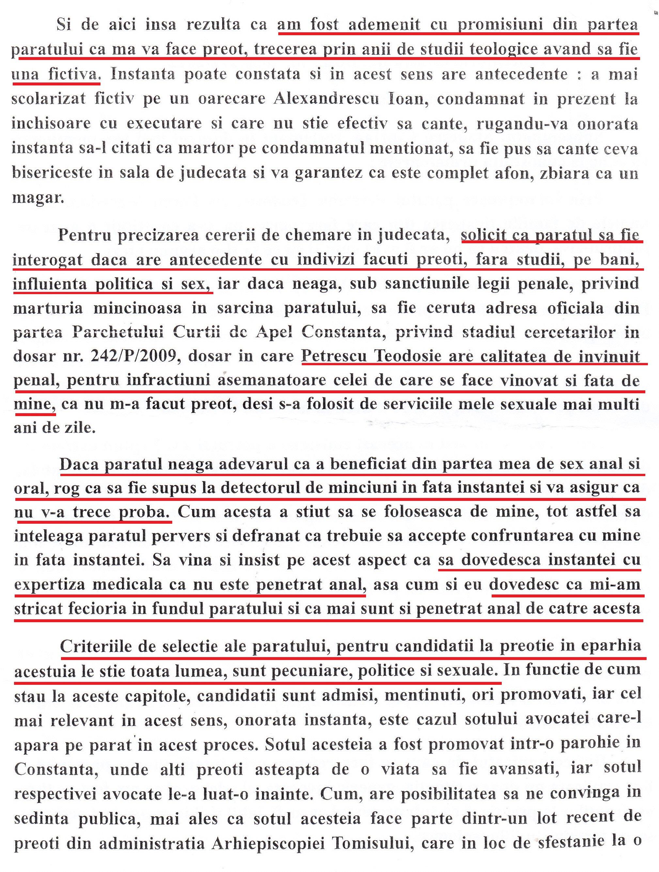 Raspuns la INTAMPINARE (pag. 2)