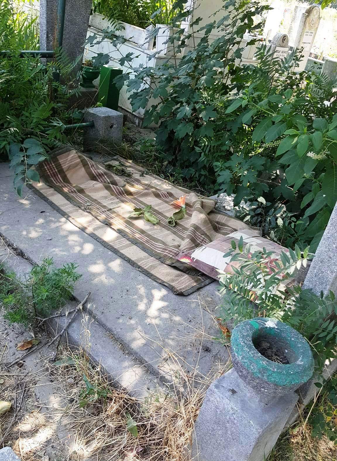 Acest mormânt nu este al lui Iusuf Murat!
