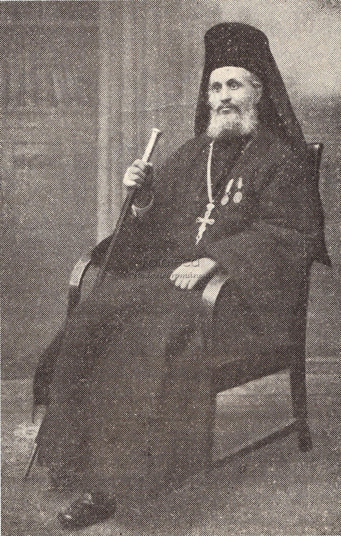 Gherontie Nicolau, episcop de Constanța, a violat o călugăriță și, neputincios fiind, a întrebuințat întâi mâna.