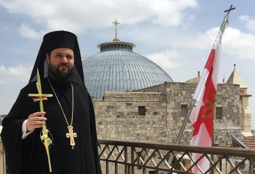Teofil Anăstăsoaie va noul Episcop-vicar al Tomisului. În prezent este reprezentantul Patriarhiei Române în Ţara Sfântă şi superiorul Aşezămintelor româneşti de la Ierusalim, Iordan și Ierihon.