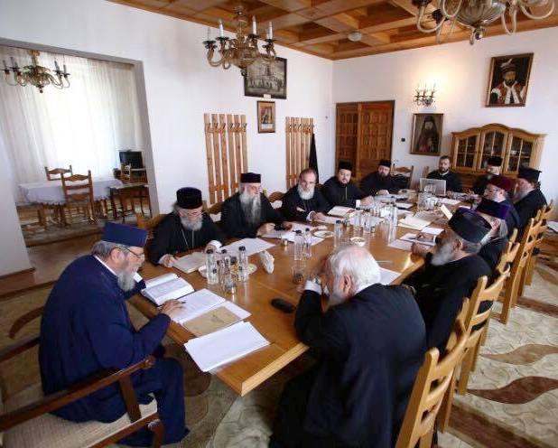 Obștea Comisiei teologice, liturgice și didactice din cadrul așa-zisului Sfânt Sinod al B.O.R.