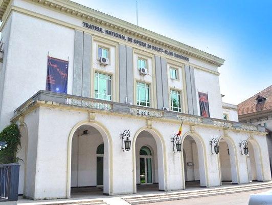 """Teatrul Național de Operă și Balet """"Oleg Danovski"""" Constanța."""