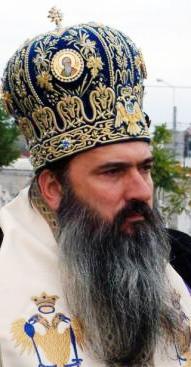 Antihristul Teodosie Petrescu.
