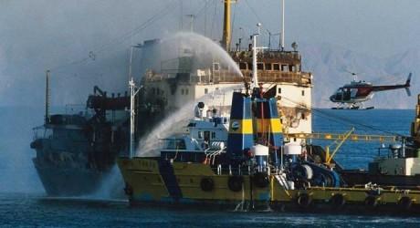 """Cargoul """"Fundulea"""" a fost atacat cu rachete. Comandantul navei a fost ucis"""