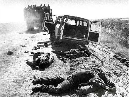 Victime ale războiului.