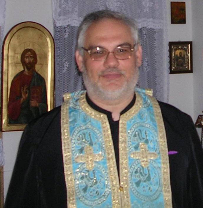 Arhimandrit Ștefan Ene Popa - Comunitatea Ortodoxă Română din Italia.