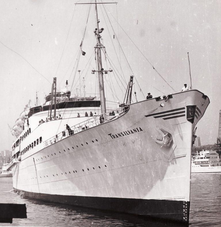 TRANSILVANIA – o navă glorioasă cu un sfârşit fără glorie