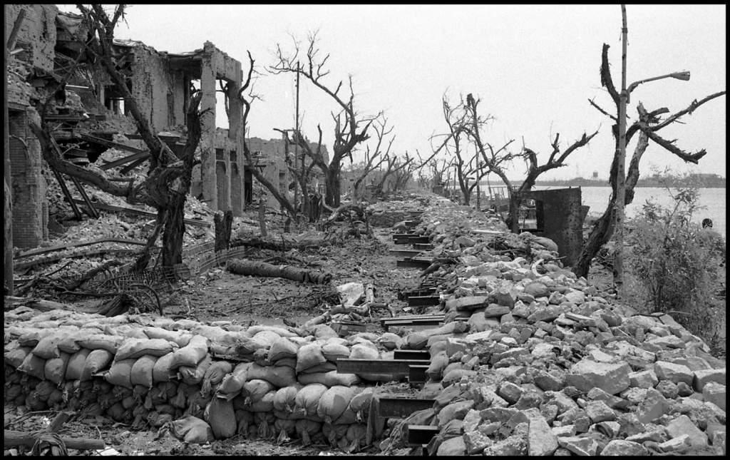 The Liberation of Khorramshahr City, May 24, 1982