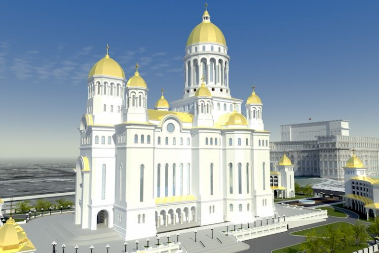 Biserica Ortodoxă Română – MAMUTUL ÎN AGONIE