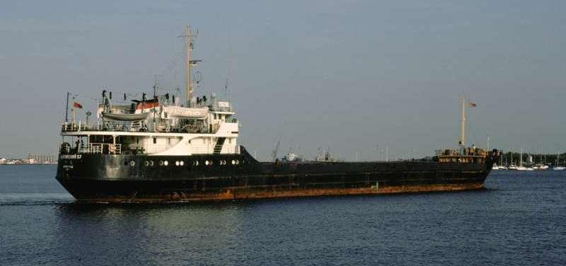 "Cargoul ""Farah Sea"" , ex- ""Baltiyskiy-57"""