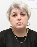Iuliana Iliescu, soția comandantului dispărut.