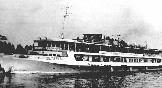 Nava de pasageri OLTENITA (2)