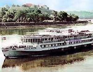 Nava fluvială de pasageri OLTENIȚA.