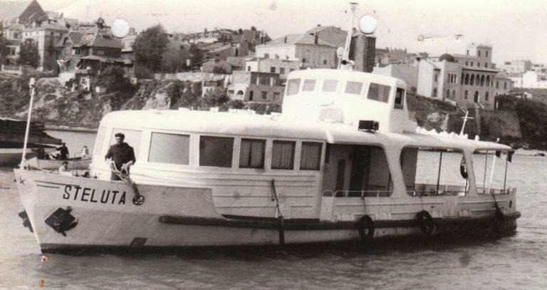 """""""Steluţa"""" și """"Luceafărul"""" – vaporașele copilăriei și adolescenței noastre"""