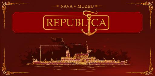 """Nava de pasageri """"Republica"""""""
