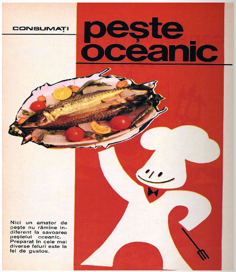 Consumați pește oceanic