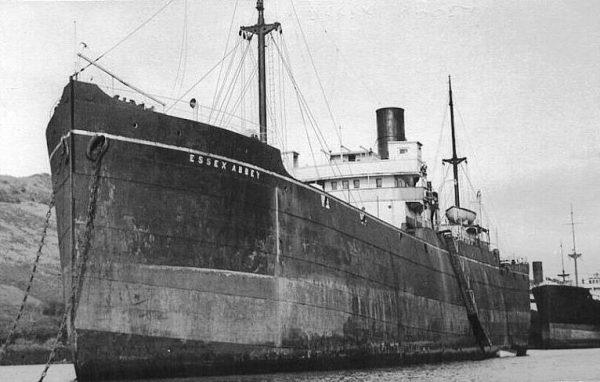 Un român a cumpărat un cargou britanic