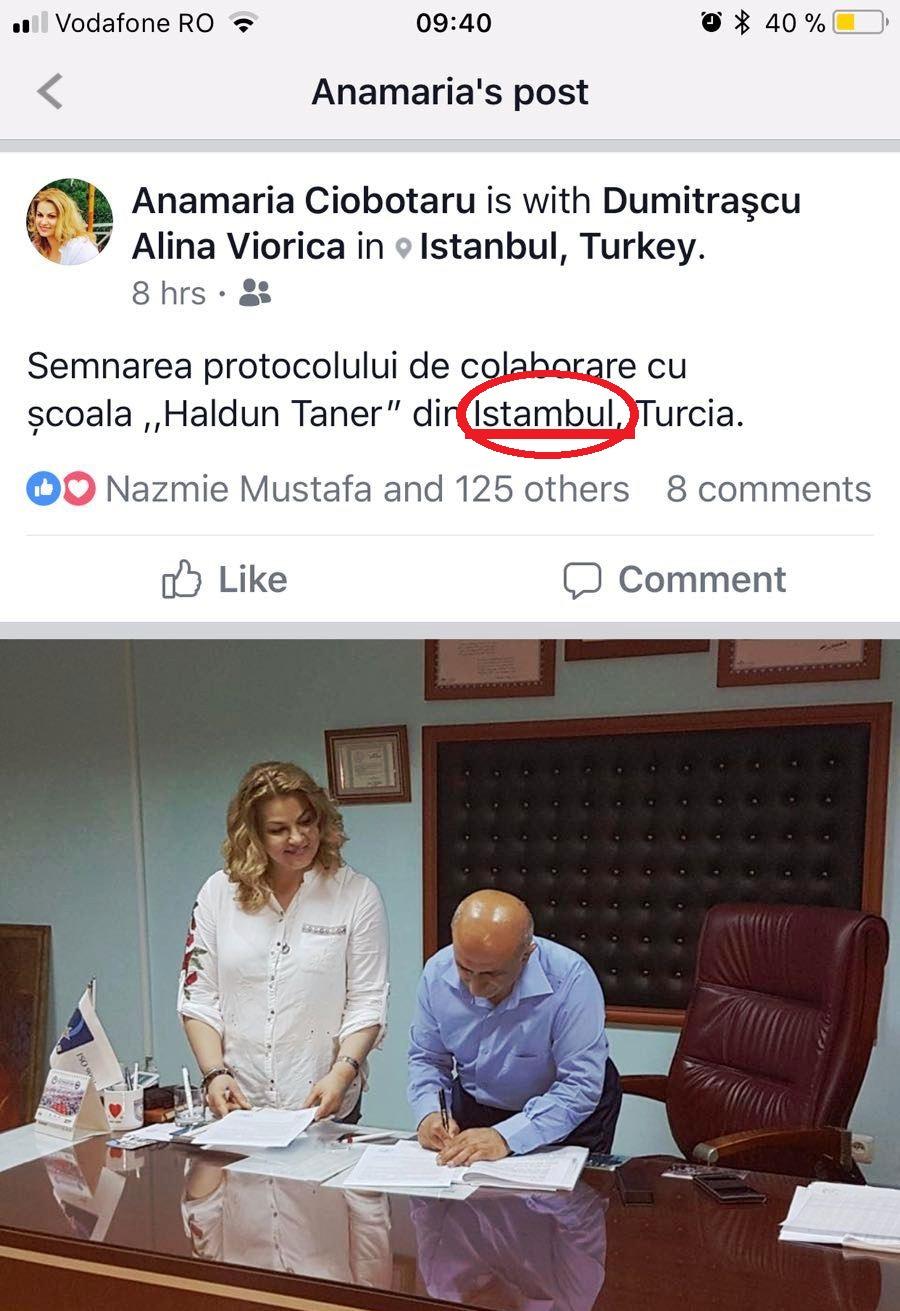 """Cine scrie """"Istambul"""" poate să scrie și """"Lonndra""""!!!"""