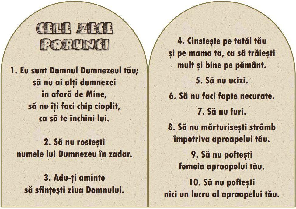 Pentru ierarhii B.O.R., DECALOGUL este ca și CONSTITUȚIA pentru politicienii români. Ambele sunt încălcate și batjocorite.