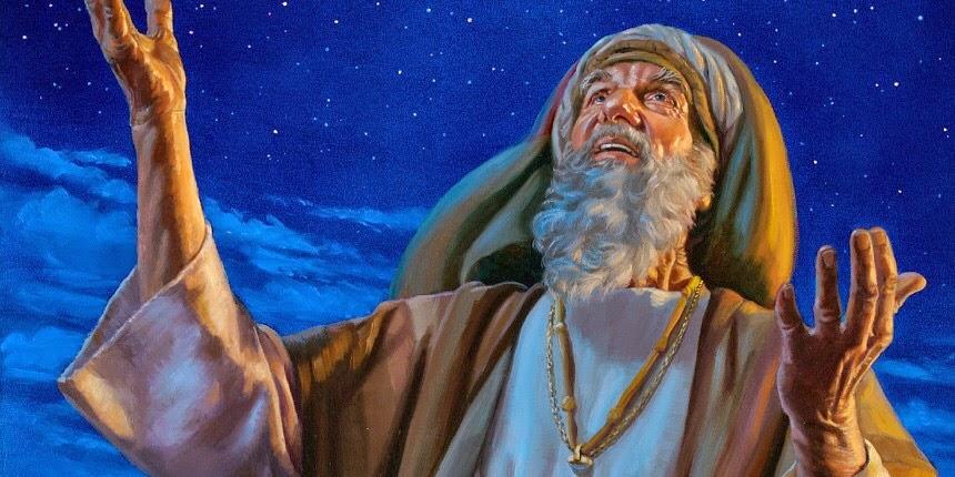 """Avraam (nume care înseamnă """"Tatăl mulţimilor""""), anterior cunoscut sub numele de Avram (""""Tatăl este înălţat""""), a crescut în Ur, undeva în zona Irakului de astăzi. Dumnezeu l-a chemat să se despartă de familia sa, să iasă din mediul său social şi spiritual cunoscut şi să meargă într-o ţară necunoscută, unde Dumnezeu a condus o refacere spirituală de o sută de ani, transformându-l în """"părintele credincioşilor"""". Când a fost chemat să plece într-un loc pe care avea să-l ia ca moştenire, a ascultat şi a plecat fără să ştie unde se duce."""