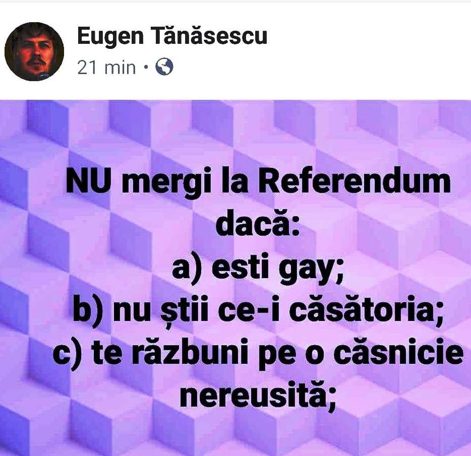 Inepțiile lui Eugen Tănăsescu, purtător de cuvânt al Arhiepiscopiei Tomisului și un prea servil al infractorului Teodosie.