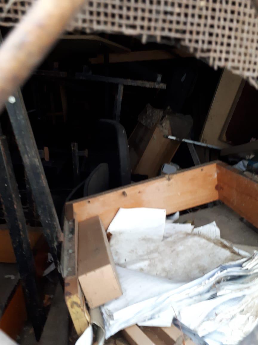Interior magazia de materiale (1)