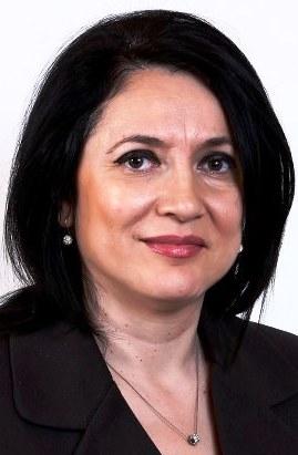 Adriana-Cristina Popescu, șefa Comisiei de fraudare a concursului pentru ocpuarea funcției de director al Colegiului Pedagogic.