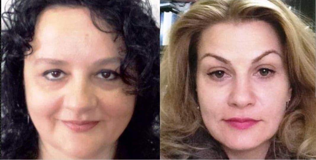 Mihaela Tudorache, director-adjunct (martor) și Anamaria Ciobotaru, director (reclamant).