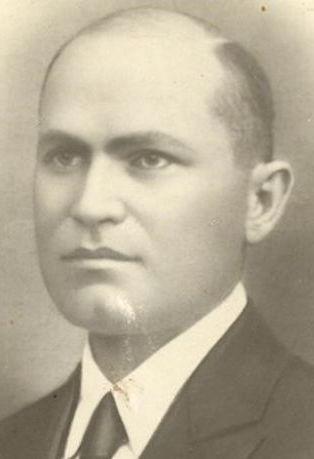 Mihail Moruzov, șeful Serviciului Secret de Informații.