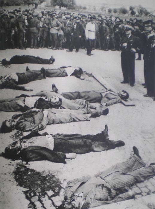 Prigoana împotriva legionarilor: arestări, asasinate, schingiuiri,